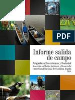 Informe Ecosistemas y Sociedad UN PMAD (ECOBRAND 2014)