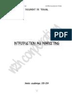 Cours de Marketing VF 2014