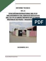 Informe Edu La Union