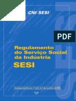 Regulamento SESI Web