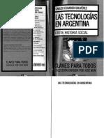 Las Tecnologias en La Argentina