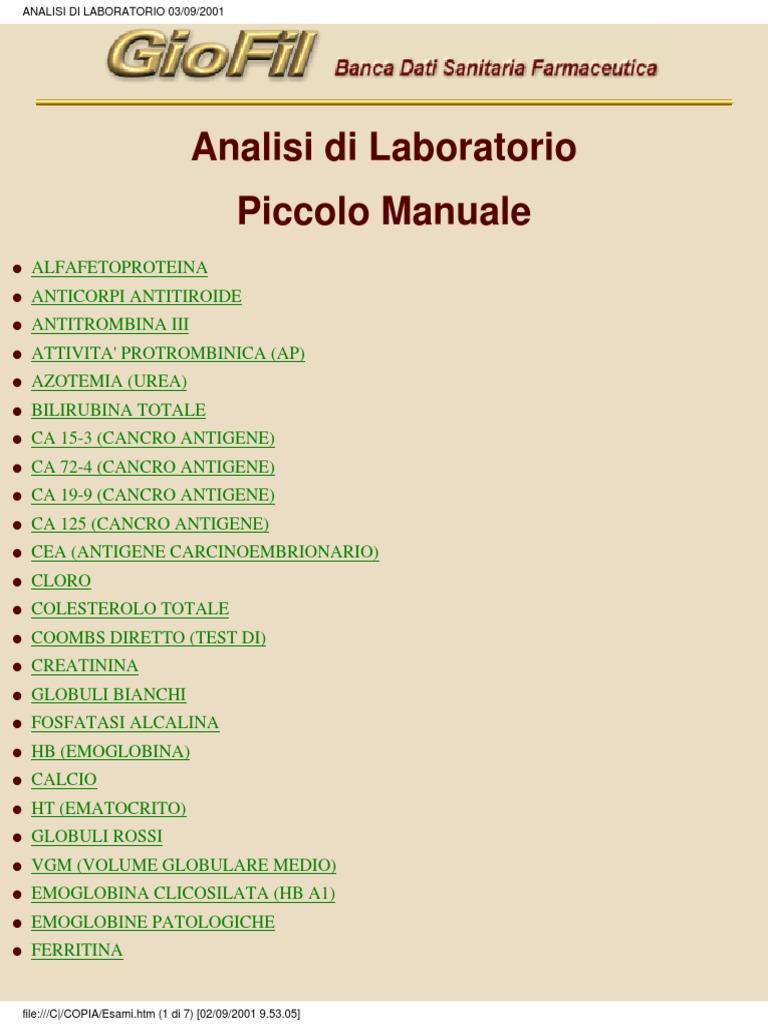 psa antigene prostatico specifico valore 8 150 4