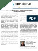 3 Edição - Jornal ProArquivos