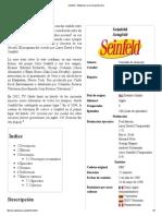 Seinfeld - Wikipedia, La Enciclopedia Libre