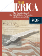 The Constitution of United State of America