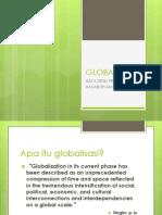 Presentasi Globalisasi
