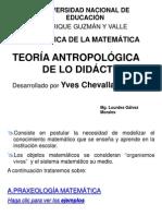 TEORÍA ANTROPOLÓGICO DE LO DIDÁCTICO.ppt