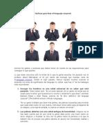 17 tácticas para leer el lenguaje corporal.doc