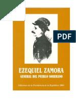 ZAMORA Ezequiel, General del Pueblo Soberano