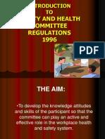 Safety and Health Committee OSHA 1994. Safety and Health Officer SHO Malaysia. Mesyuarat Jawatankuasa Keselamatan dan Kesihatan Pekerjaan. JKKP 1996