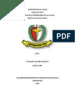 Keperawatan Anak (Ddst) Ni Made Manik Rahayu (Kp.05.12.087)