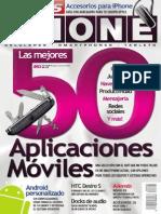 PHONE 50 Aplicaciones Moviles