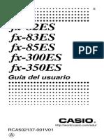 Casio FX82ES Es
