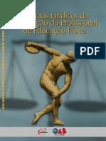 Aspectos Jurídicos Da Intervenção Do Profissional de Educação Física