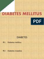 Diabetes Mellitus Deep Doc. 1