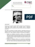 Biografías de Pedagogos Constructivistas