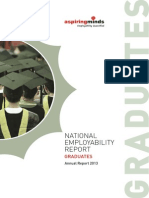 National Employability Report Graduates 2013