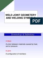 Joint Welding Symbol