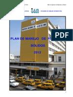 Pmrs Hosp Del Niño 2012