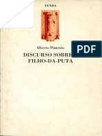 Alberto Pimenta - Discurso Sobre o Filho-da-Puta