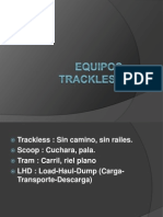 Equipos Trackless