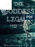 Serie the Godess Test 2 - The Goddess Legacy