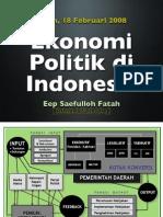 03 Ekonomi Politik Di Indonesia