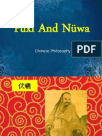 Fuxi and Nüwa