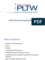Wastewater Management