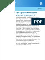 Digital Enterprise Changing Role IT 0613 1