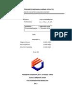 Laporan Praktikum Filtrasi dengan Media Butiran
