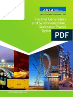 Parallel Generators Synchronization