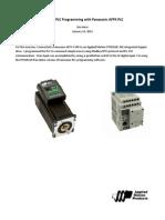 APPN0032-ModbusRTU From Panasonic PLC