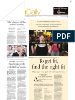 Choose the right gym | Fitness | The Dallas Morning News