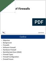 Firewalls (4)