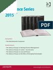 Ashgate Reference Series 2015