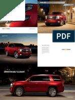 2015 Tahoe Chevrolet