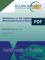 etalonarea manometrelor electromecanice.PDF