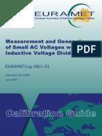 masurarea si generarea tensiunilor mici cu divizoare inductive.PDF