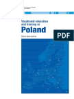 CEDEFOP_Vocational Education and Training in Poland