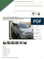 Apv Mulus Istimewa Siap Pakai - Mobil Dijual Jawa Tengah - Kebumen - Berniaga