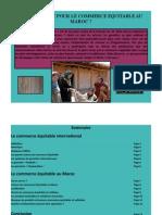 Quelle Place Pour Le Commerce Equitable Au Maroc