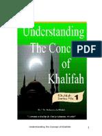 Book 1 - Concept of Khalifah