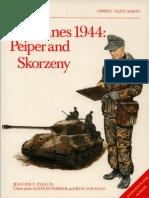 Ardennes 1944 - Peiper and Skorzeny
