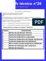 Autodiagnosis Renault Safrane