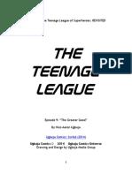 Volume 9 - The Teenage League of Superheroes
