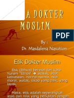 Etika Dokter Muslim