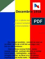 Marea Unire de La 1 Decembrie 1918