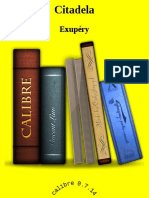 Citadela - Exupery