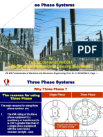 Three Phase Systems